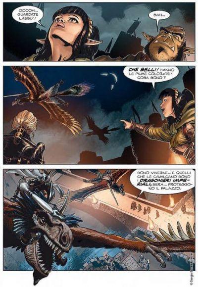 dragonero minaccia all'impero 1