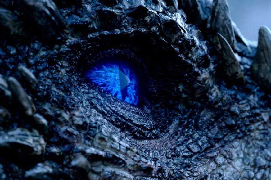 game of thrones 7 viserion