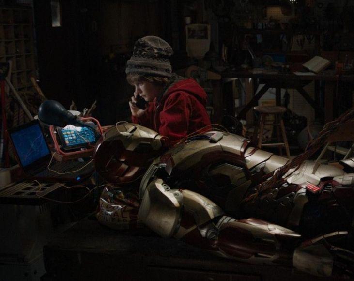 Bambino di Iron Man 3 Harley Keener