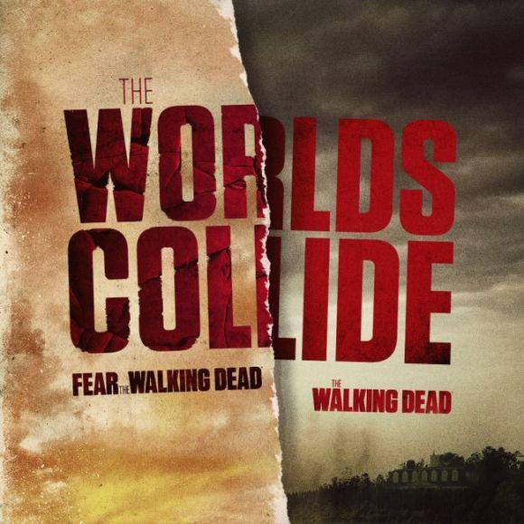 Crossover The Walking Dead e Fear the Walking Dead