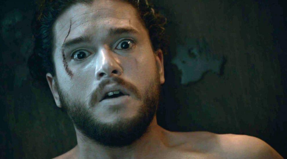 Jon Snow Game of Thrones Kit Harington