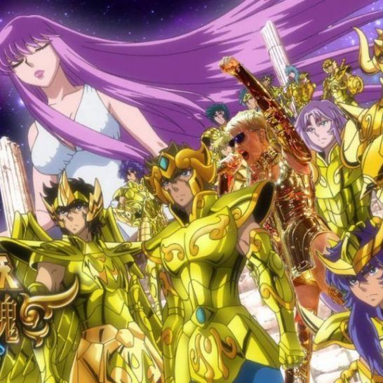 Katy Perry Saint Seiya