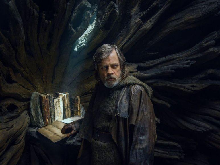 Luke Skywalker Star Wars Gli Ultimi Jedi