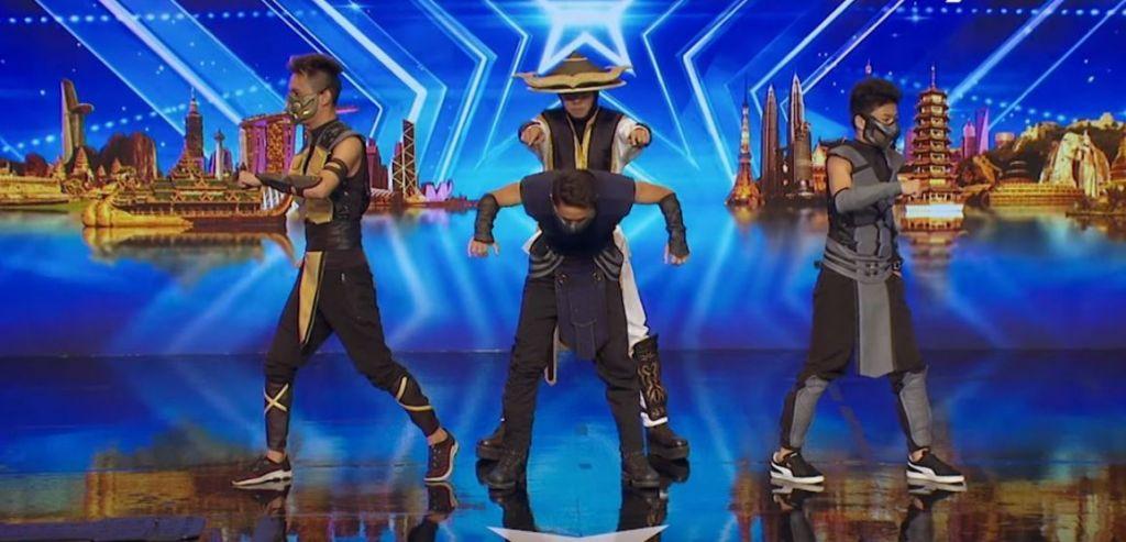 Mortal Kombat Asia's Got Talent