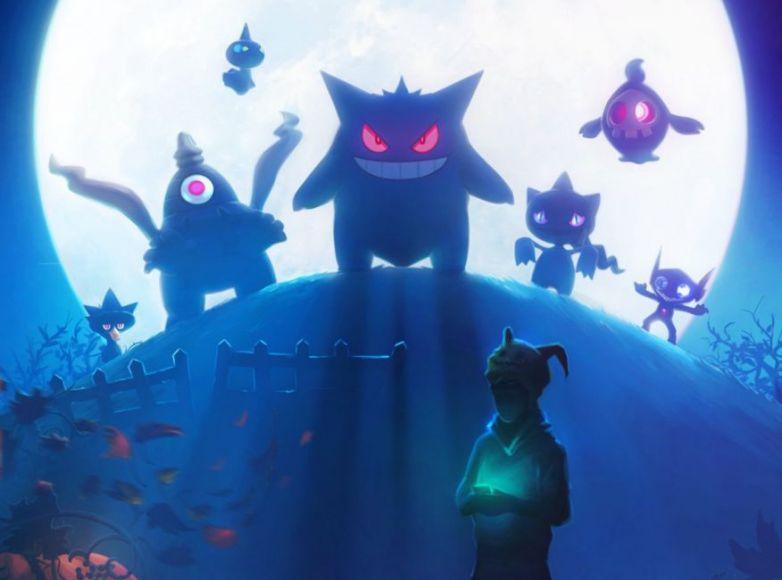 Pokemon Go Halloween Terza Generazione