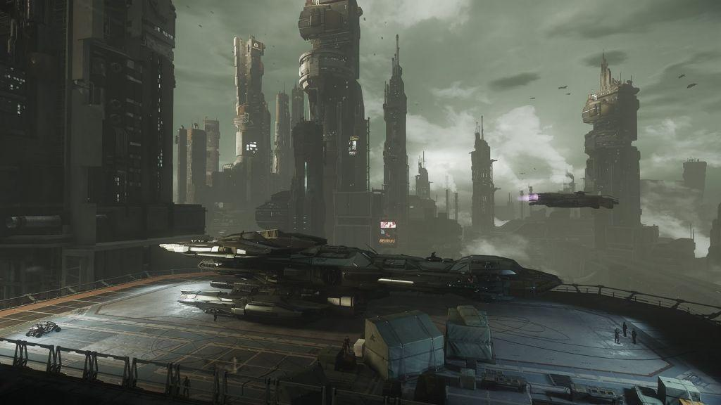 Star Citizen ArcCorp