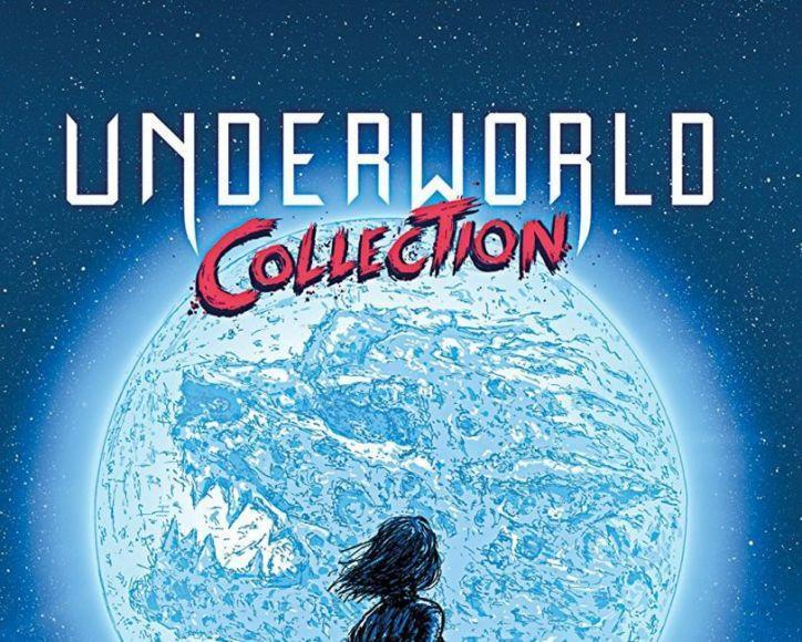 Steelbook underworld Collection Cover