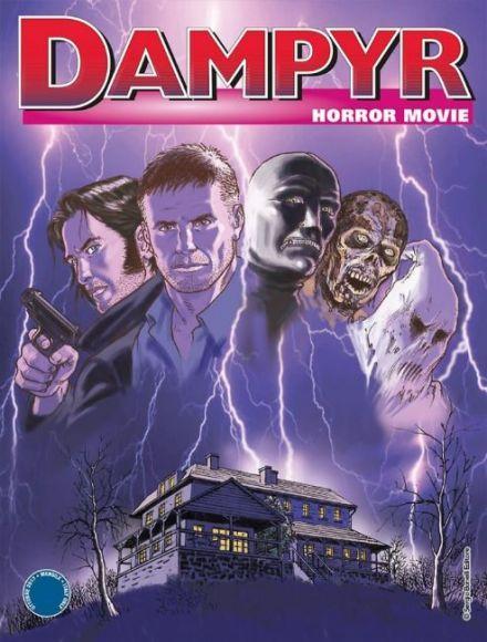 dampyr 211 copertina