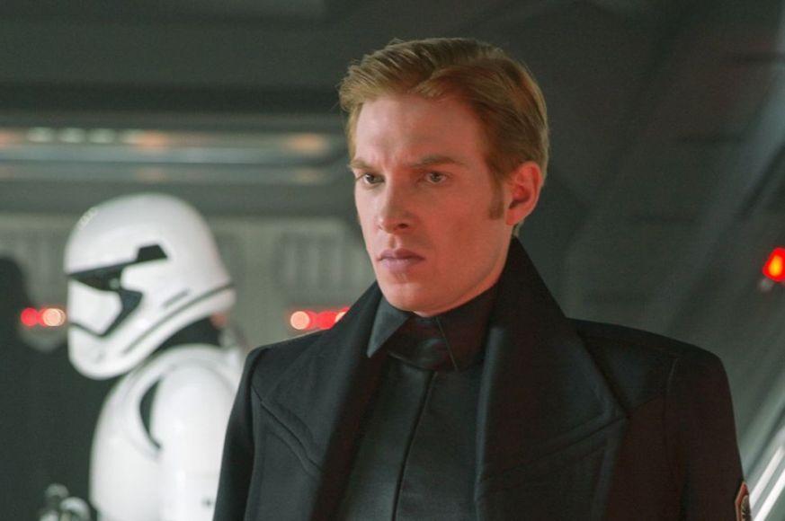 Generale Hux Gli Ultimi Jedi