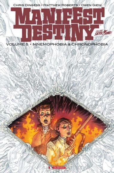 manifest destiny 5 copertina