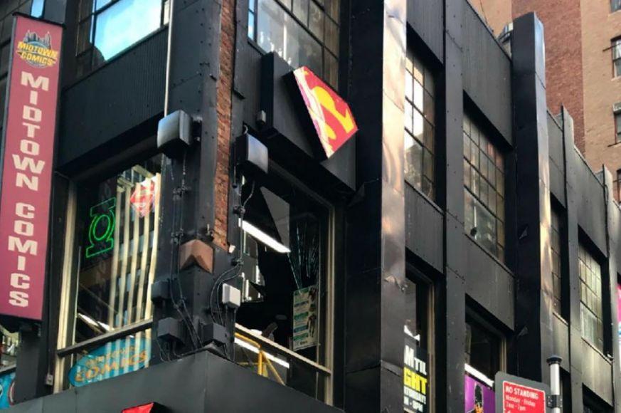 midtown comics new york