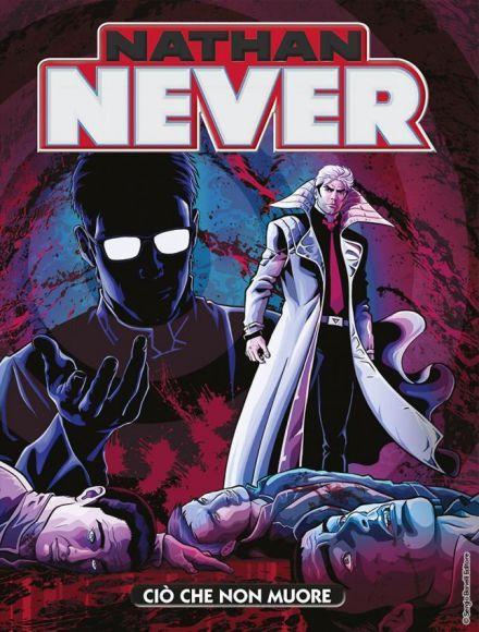 nathan never 317 copertina