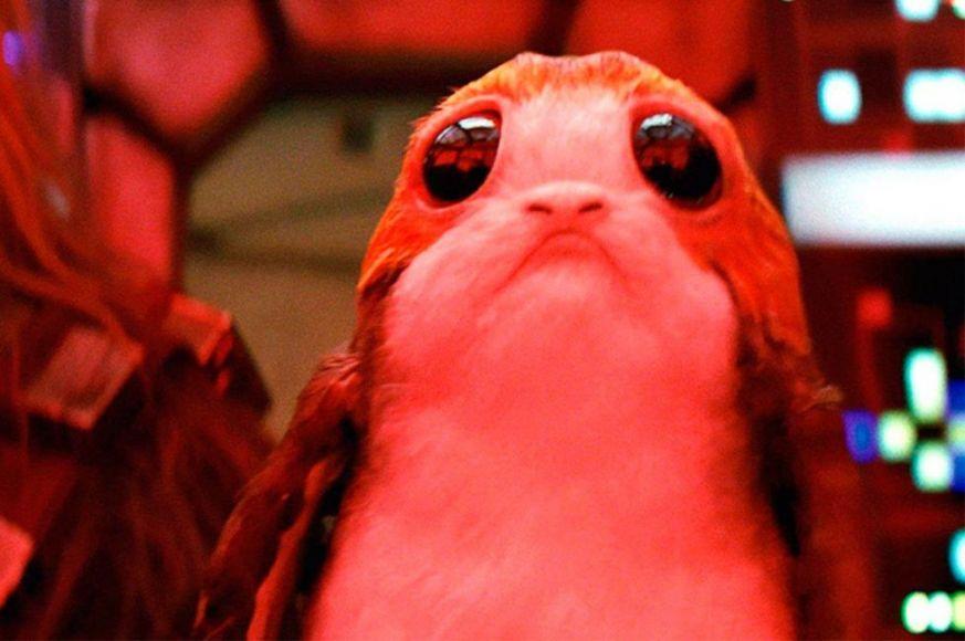 Porg Star Wars Gli Ultimi Jedi