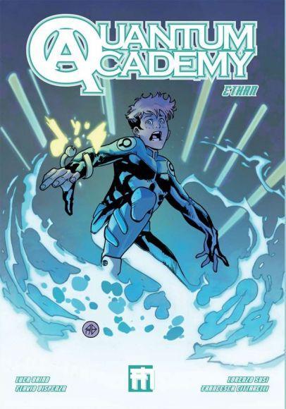 Quantum Academy - Ethan - Copertina