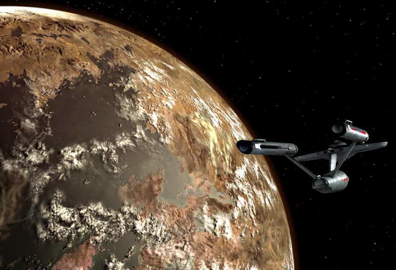 star trek discovery gamma hydra