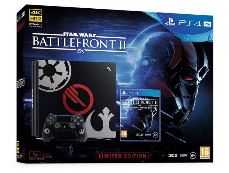 Star Wars Battlefront 2 Bundle PS4