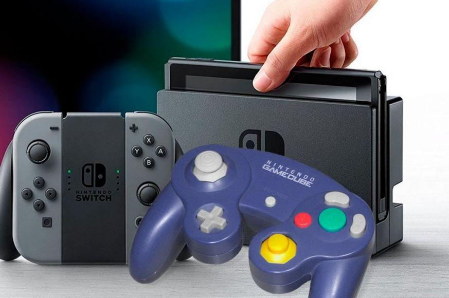 controller GameCube switch