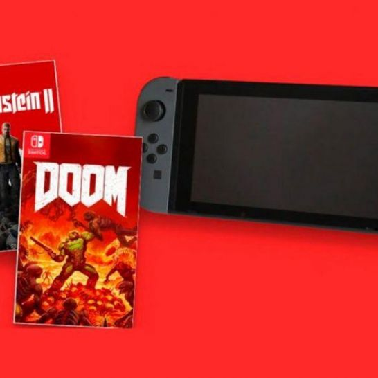 switch doom wolfenstein 2
