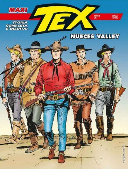 tex nueces valley copertina