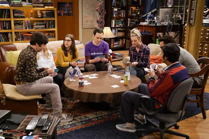 The Big Bang Theory 11
