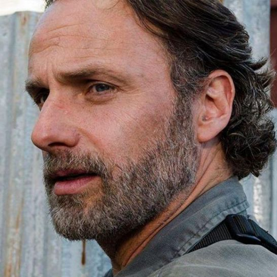 The Walking Dead 8 rick
