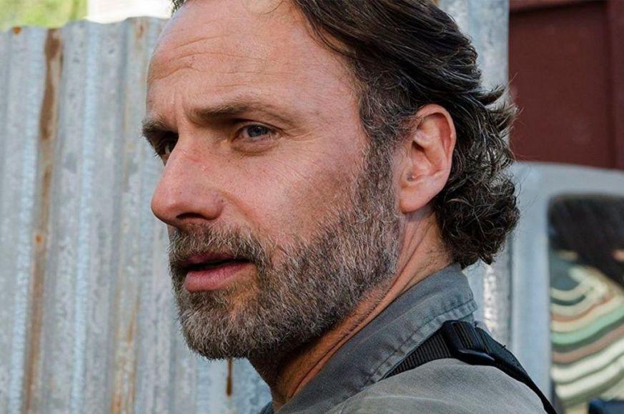 The Walking Dead 8 rick
