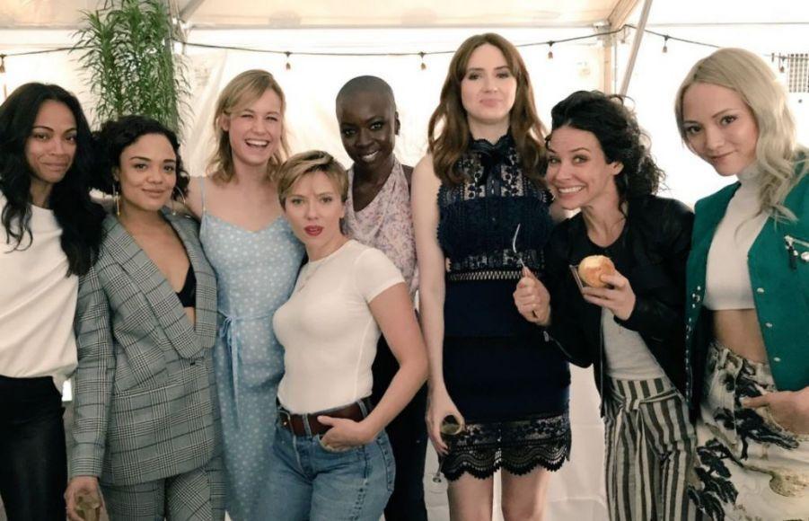 donne del Marvel Cinematic Universe
