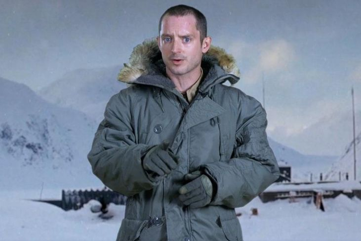 Elijah Wood The Thing: Infection at Outpost 31