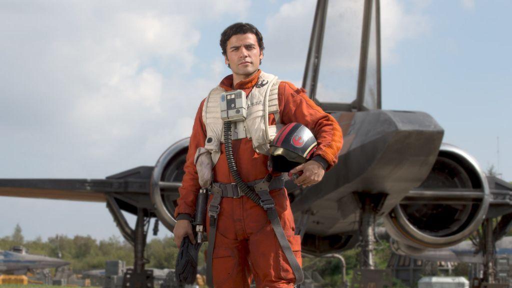 Star Wars: Gli Ultimi Jedi Poe Dameron