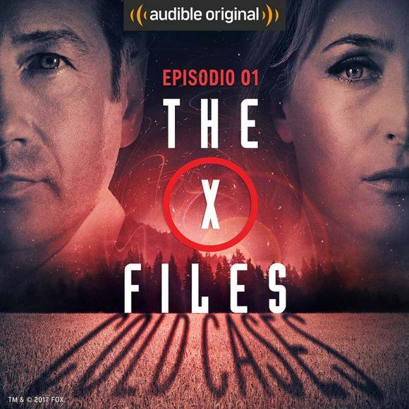 X-Files - Cold Cases audible