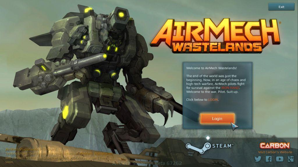 airmech wasteland 2
