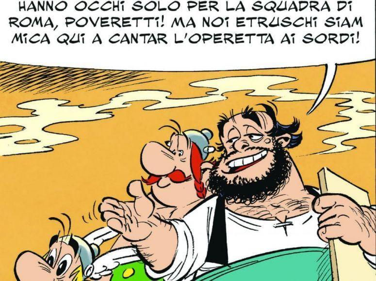 asterix e la corsa d'Italia 2