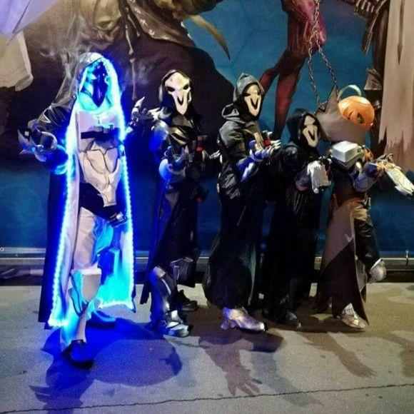 cosplay blizzard parata lucca 1