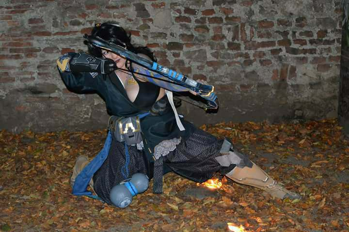 cosplay blizzard parata lucca 2017 2