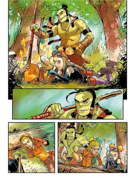 dragonero adventures 1