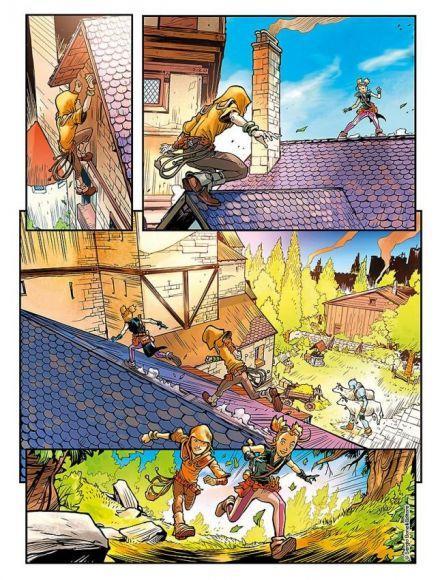 dragonero adventures 3