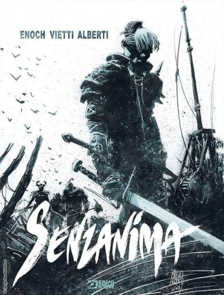 dragonero senzanima cover