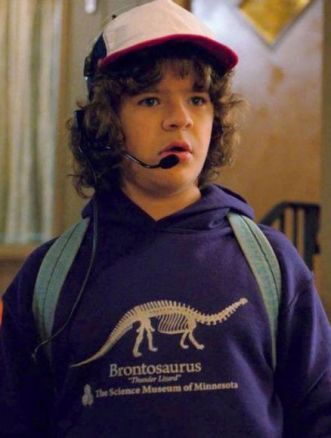 Stranger Things 2 Dustin