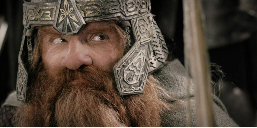 gimli the lord of the rings