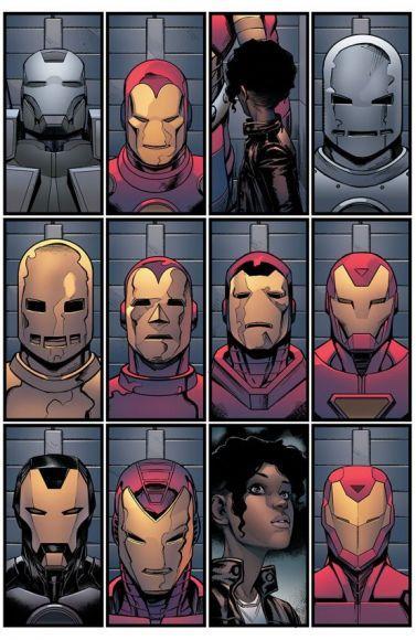 invincibile iron man 6 1