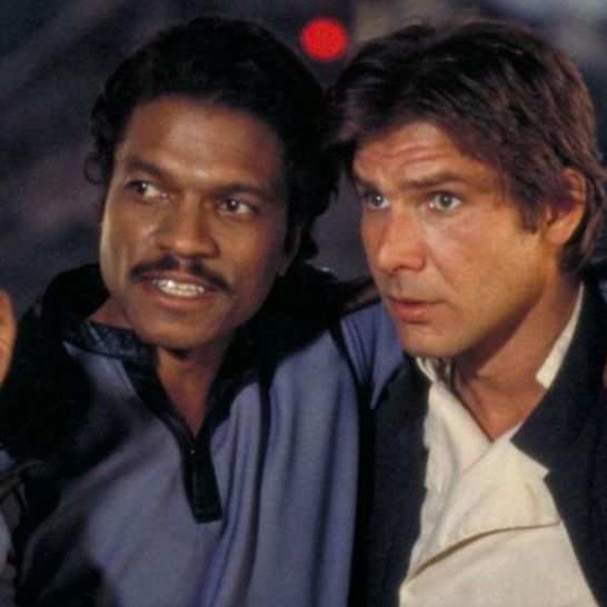 star wars Lando Calrissian Billy Dee Williams