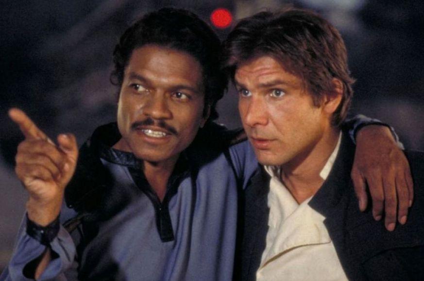 star wars Lando Calrissian Billy Dee Williams