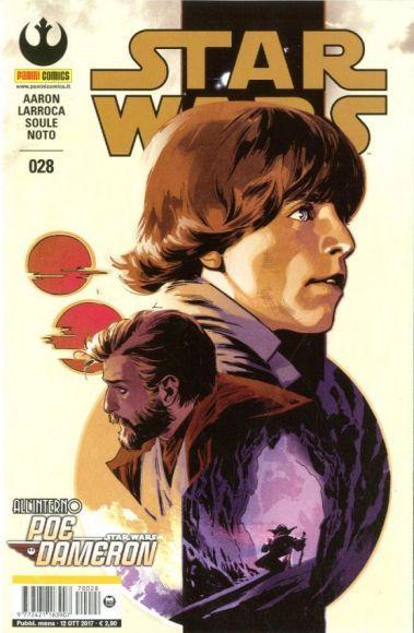 star wars 28 copertina