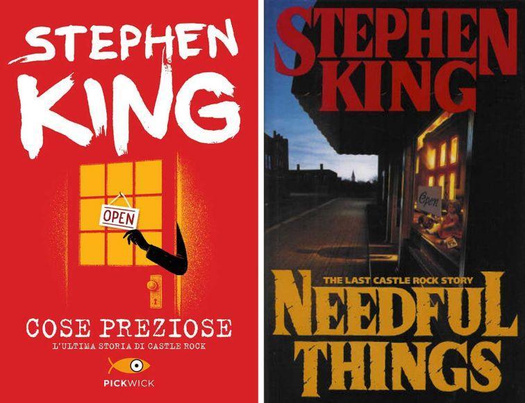 Stephen King Cose preziose