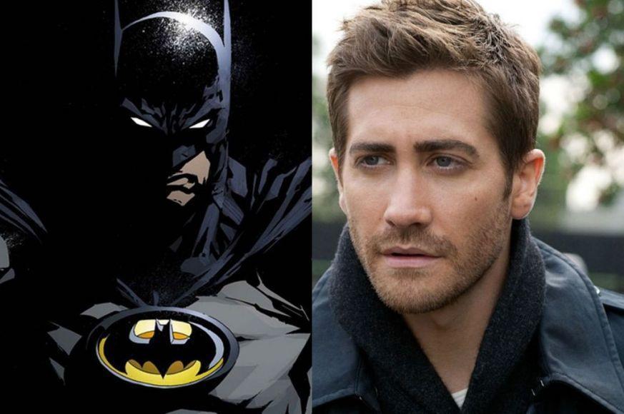 the batman Jake Gyllenhaal