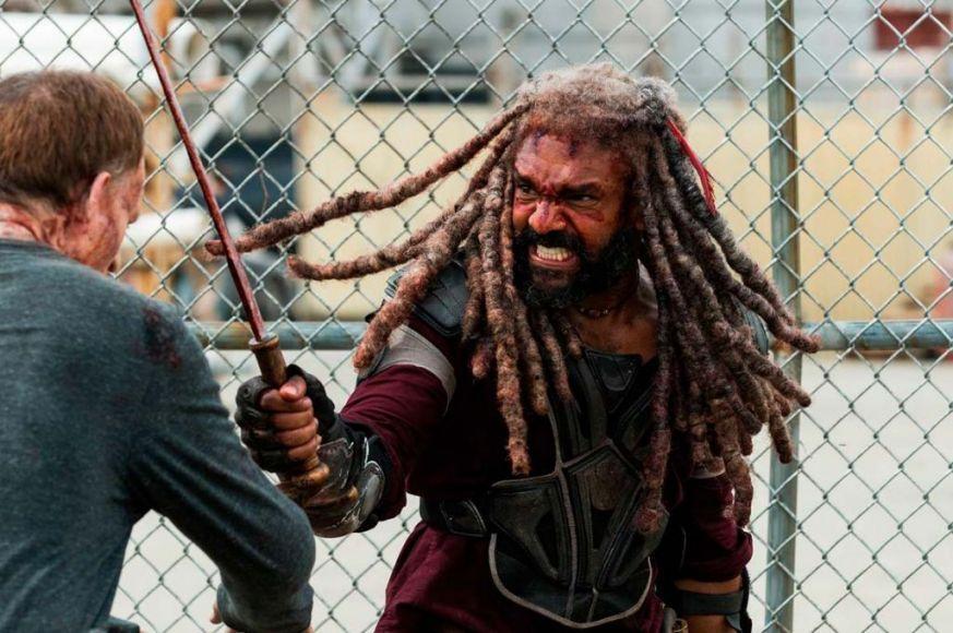 The Walking Dead 8 Ezechiele
