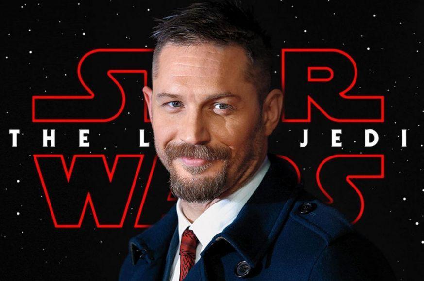 Star Wars: Gli Ultimi Jedi Tom Hardy