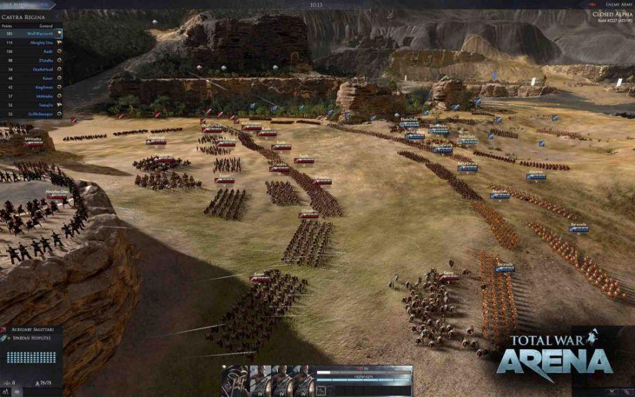 total war arena 1