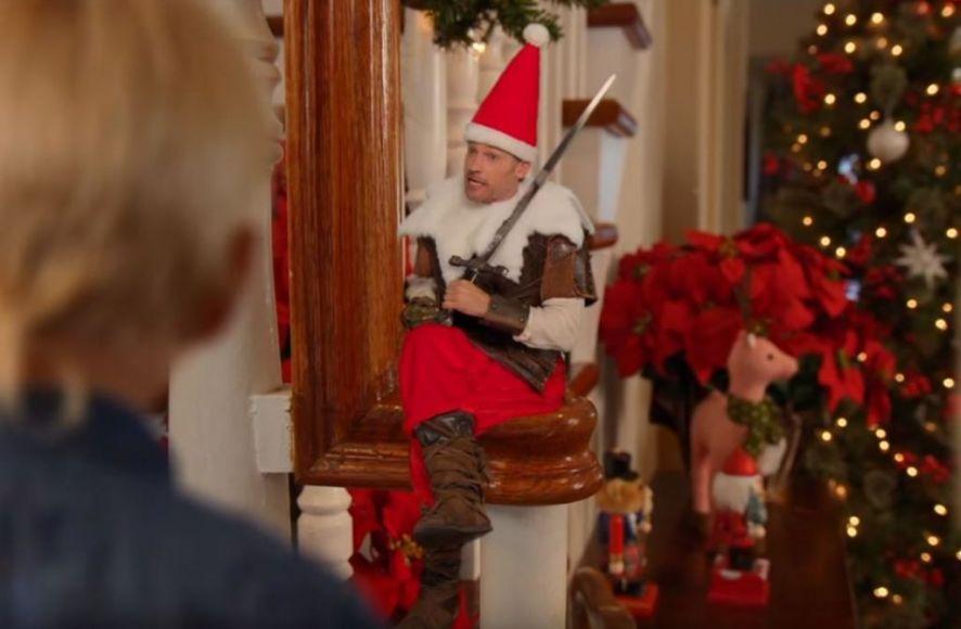 Jamie Lannister Elfo di Natale