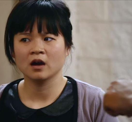 Kelly Marie Tran Rose Star Wars Gli Ultimi Jedi